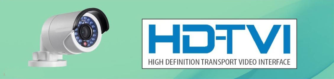 HD-TVI-cctv surveillance cameras
